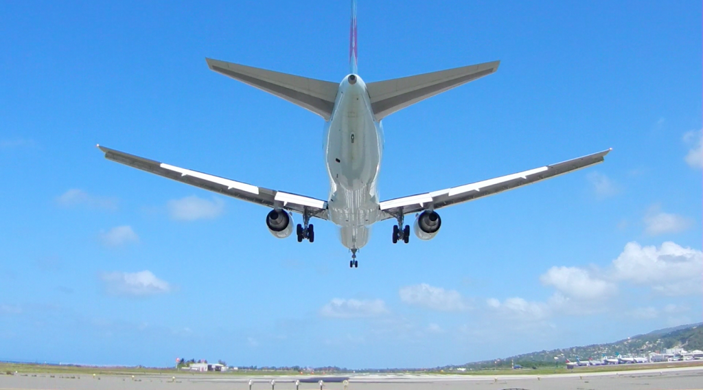 » Montego Bay's Airport –Like St. Maarten
