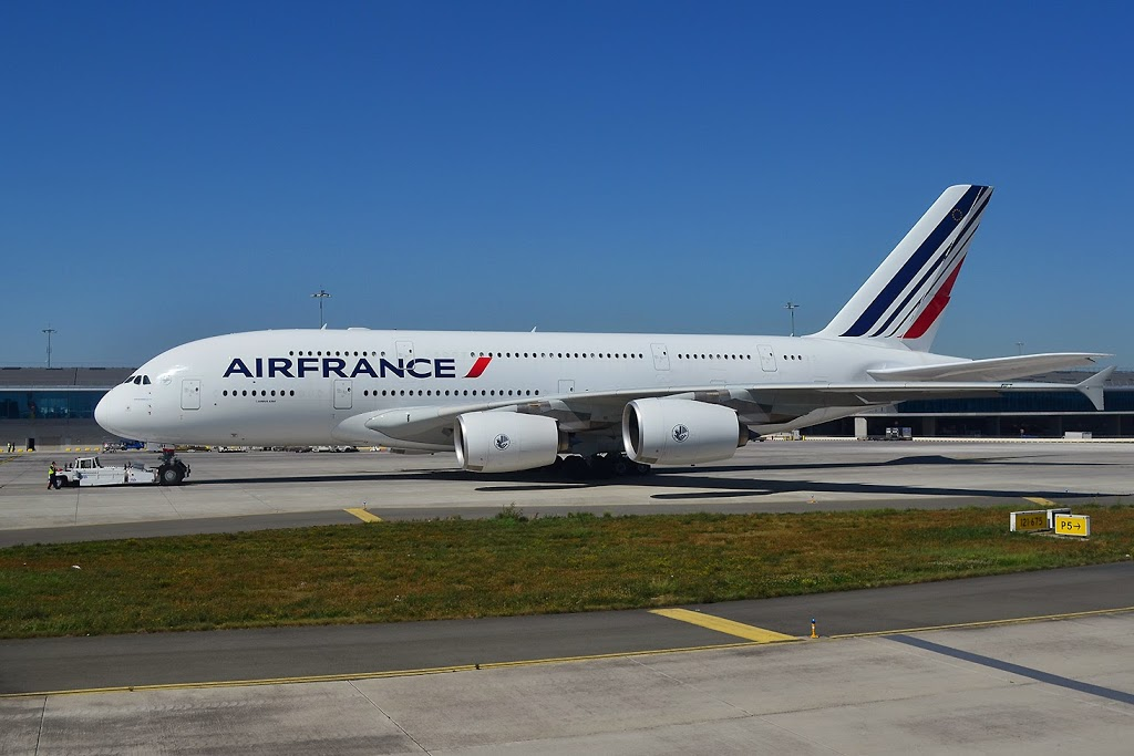 Flight report air france a380 800 washington iad to for A380 air france interieur