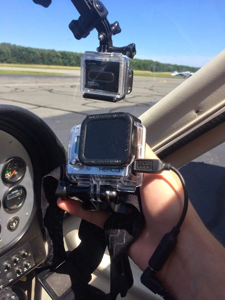 Tips: GoPro Filming In-Flight (General Aviation Flying)