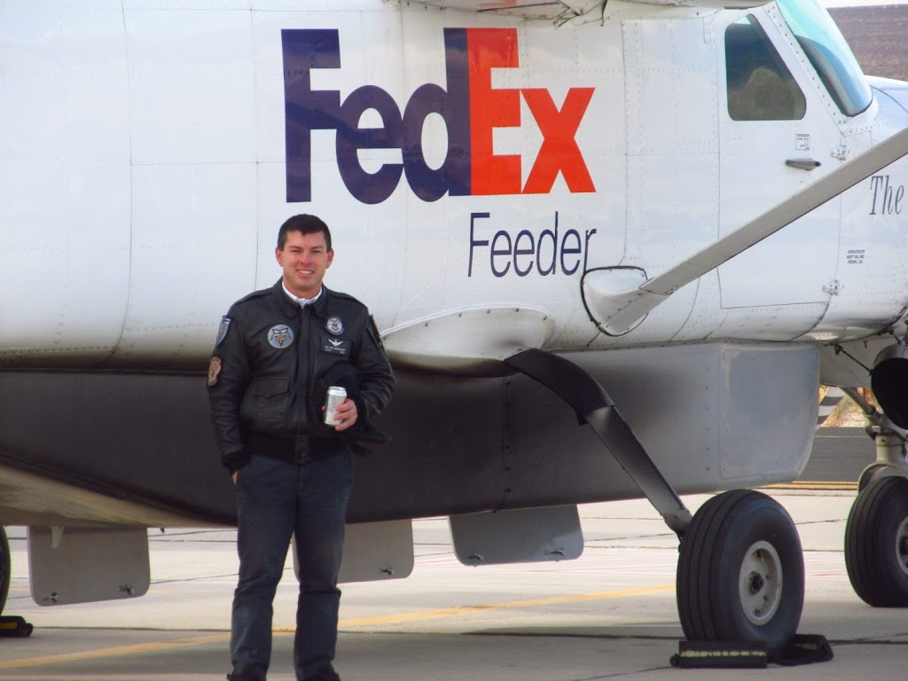 Today, The Blog Brings You The First Part Of A Really Great Post From Tommy  Jernejcic. Tommy Is A Flight Instructor, Ex Fedex Feeder C208 Caravan  Pilot, ...  Fedex Jobs