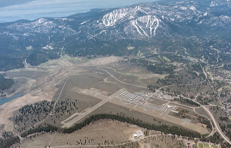 Car Rental Reno Airport: » Airport Review: Soar Truckee At The Truckee-Tahoe