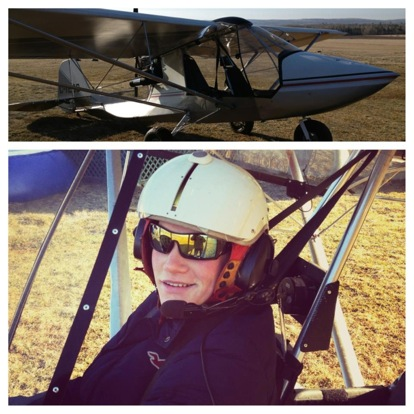 Share Your Story: Fred Roy, Future Canadian Air Force Pilot