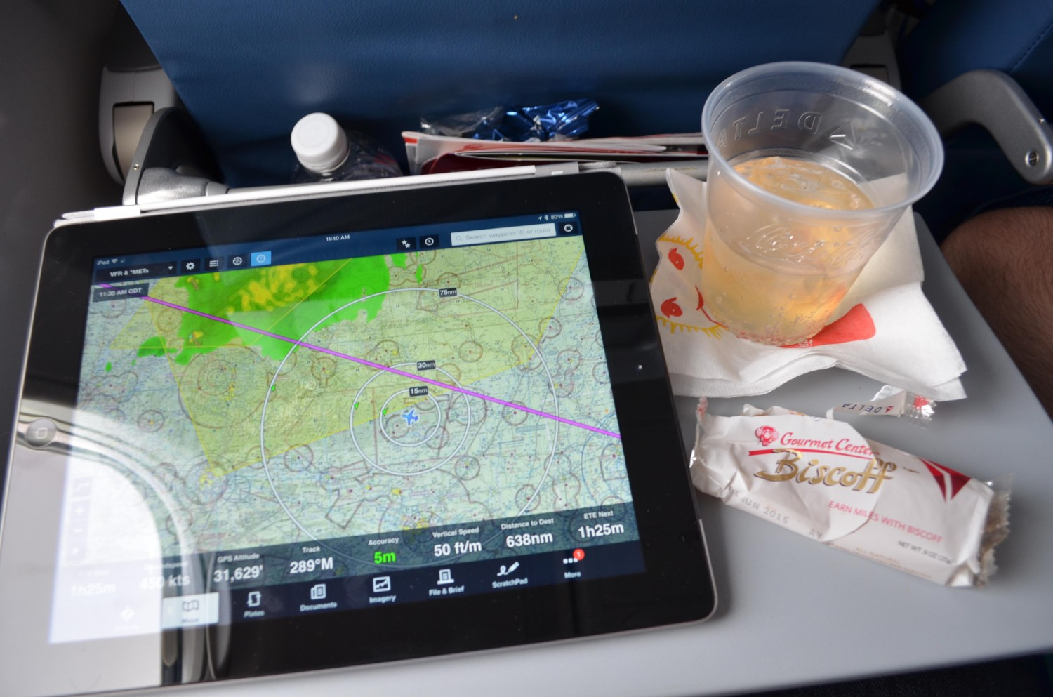 ForeFlight And Snack