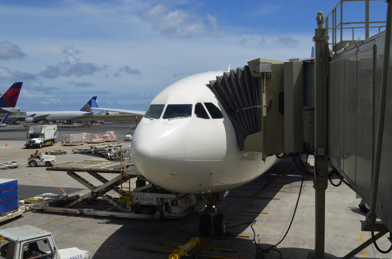 At The Gate In HNL