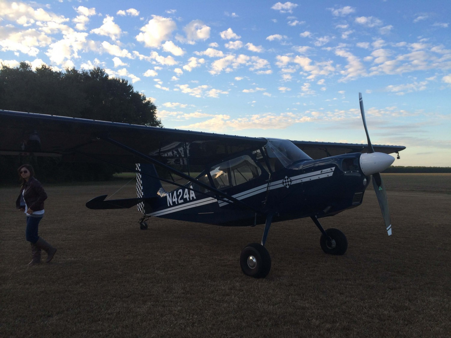 On The Ground At Perdido Winds Airport