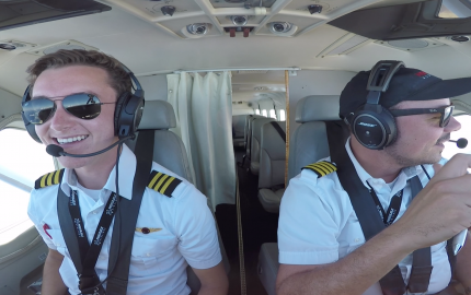 College Decisions for a Student Pilot – To Go or not To Go